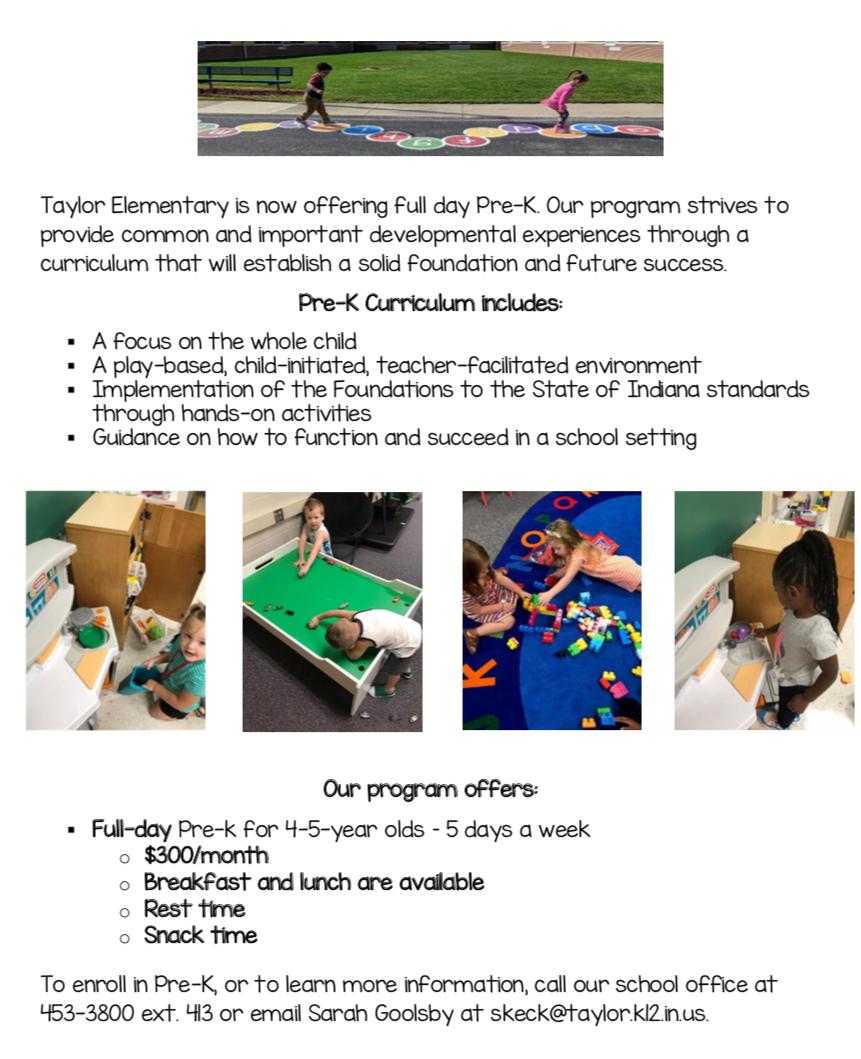 Taylor Elementary School - Home
