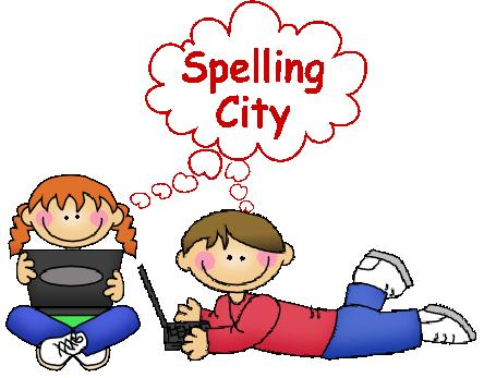 Spelling City Computer 4